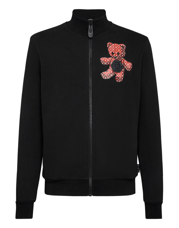 Jogging Jacket Teddy Bear