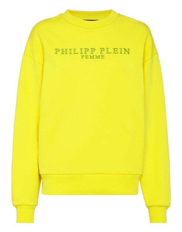 Sweatshirt LS Iconic Plein