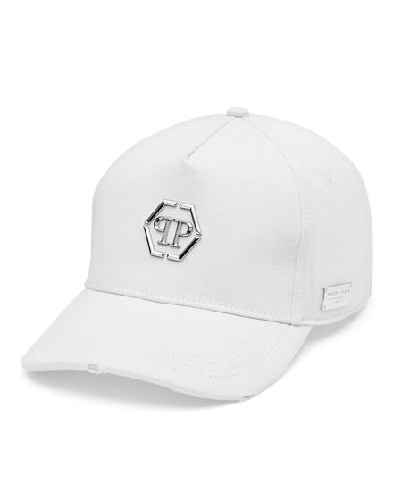 Baseball Cap big metal Hexagon