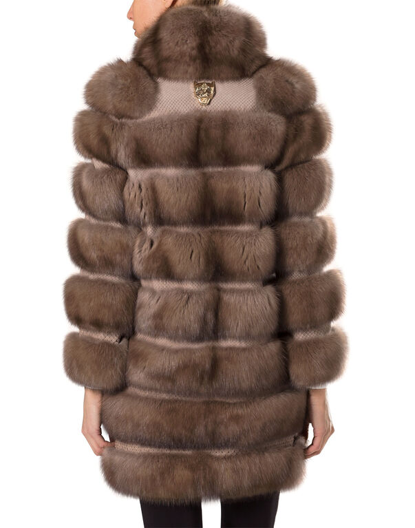 "fur coat ""amazing love"""