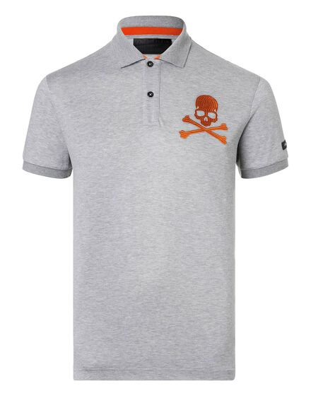 Polo shirt SS Double colors