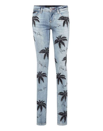 Slim Fit Aloha Plein