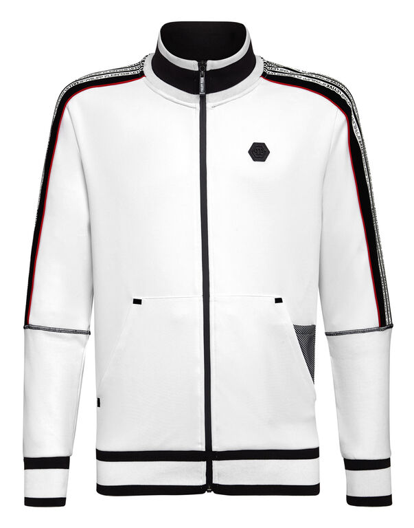 Jogging Jacket Stripes
