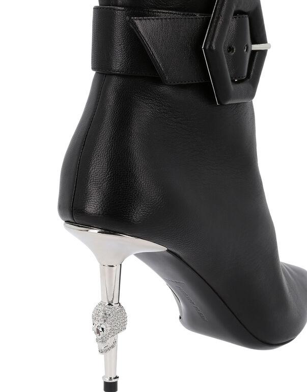 bootie high heels Statement