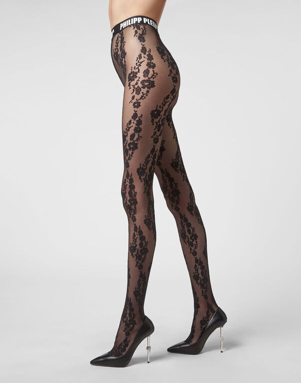 Lace Tights Philipp Plein TM