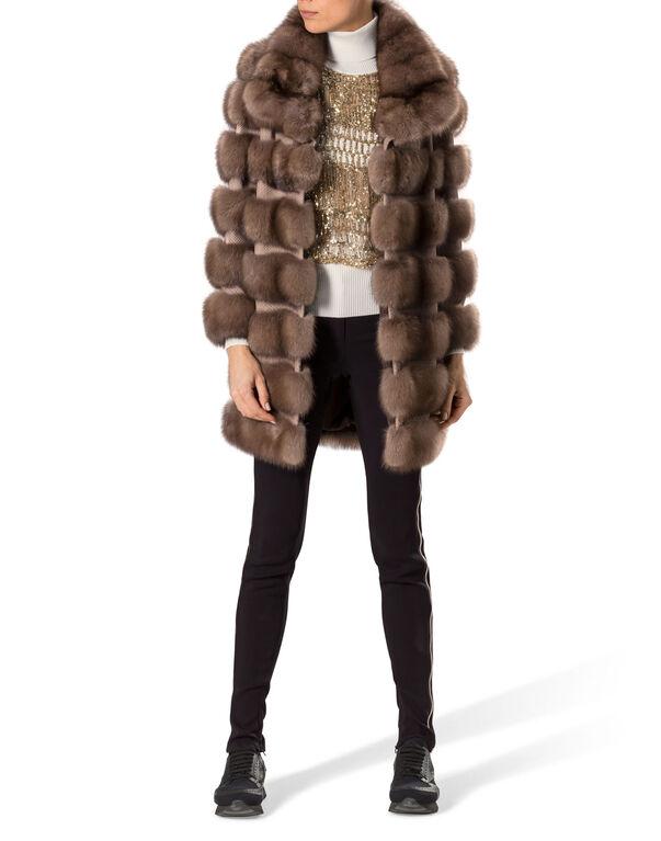 """fur coat """"amazing love"""""""
