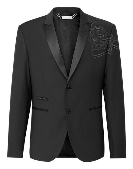 Blazer  Outline Skull