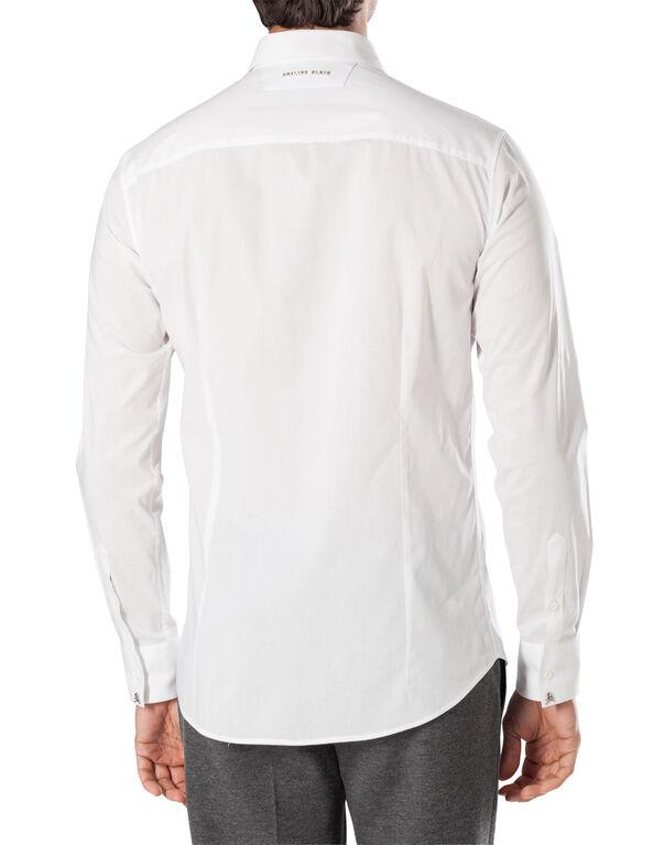 "Shirt Diamond Cut LS ""Noted"""