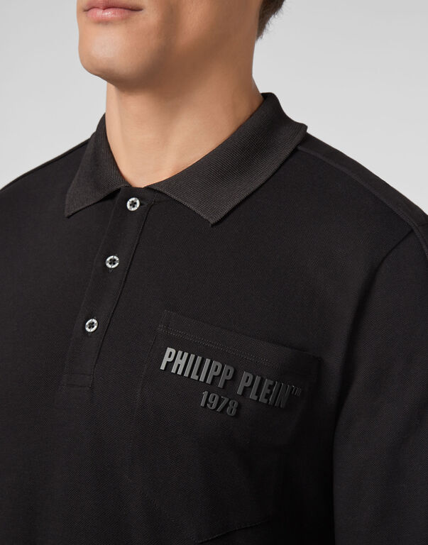 Polo shirt LS Statement