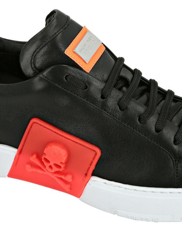 PHANTOM KICK$ Lo-Top Leather