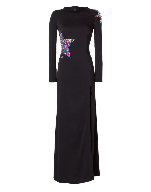 "Long Dress ""Stars"""