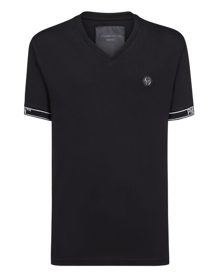 T-shirt V-Neck SS Philipp Plein TM