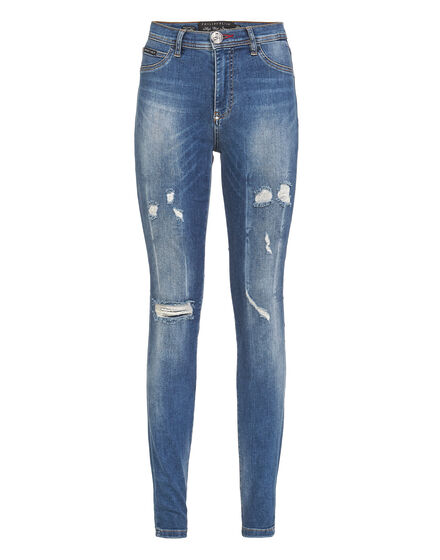High Waist Jegging Pop