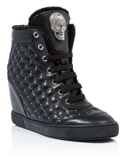 Hi-Top Sneakers may