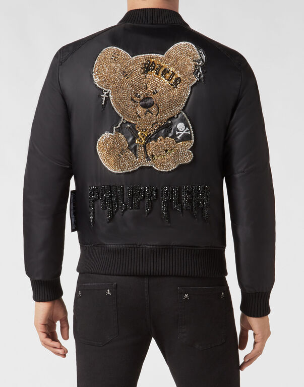 Bomber Teddy Bear