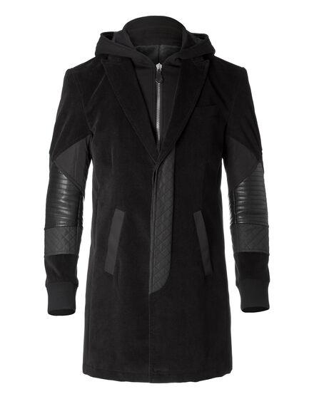Coat Long New Isaac