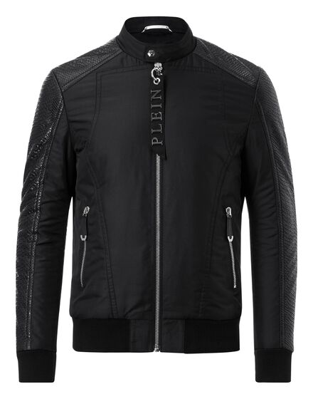 Leather Moto Jacket Disposition