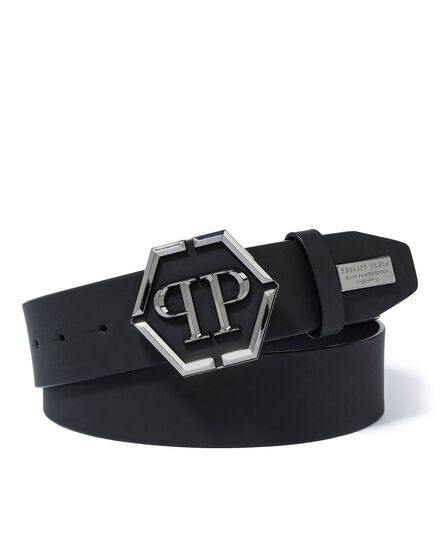 ceintures de luxe en cuir philipp plein pour hommes philipp plein. Black Bedroom Furniture Sets. Home Design Ideas