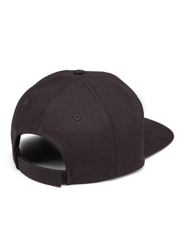 Baseball Cap Flat Gothic Plein