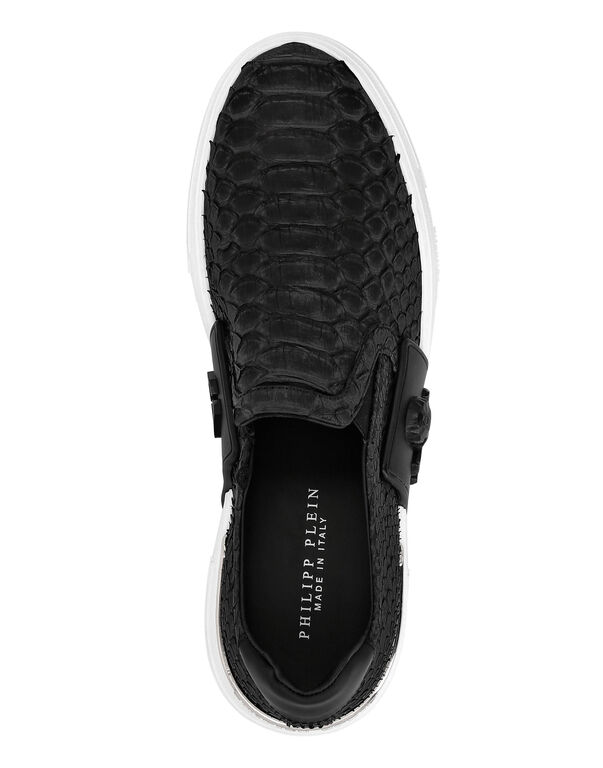 PHANTOM KICK$ Slip On Python