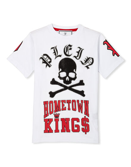 T-shirt Round Neck SS Deep Skull