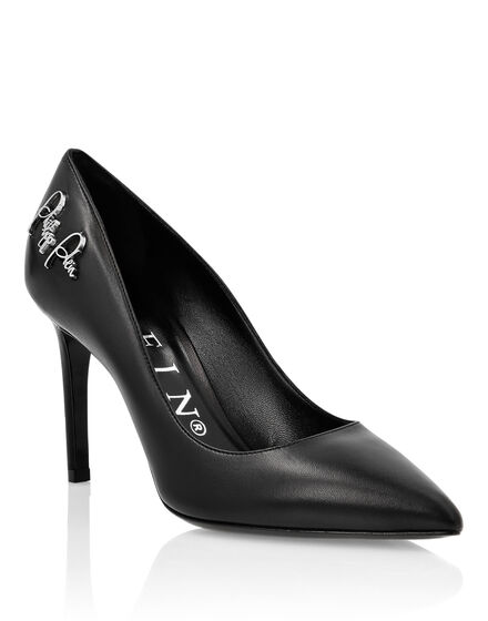 Decollete Mid Heels Signature