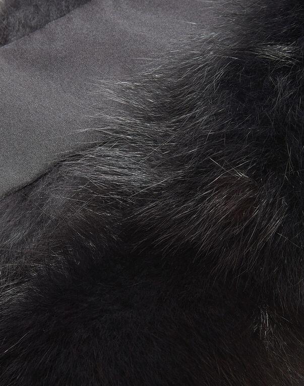 hood fur collar