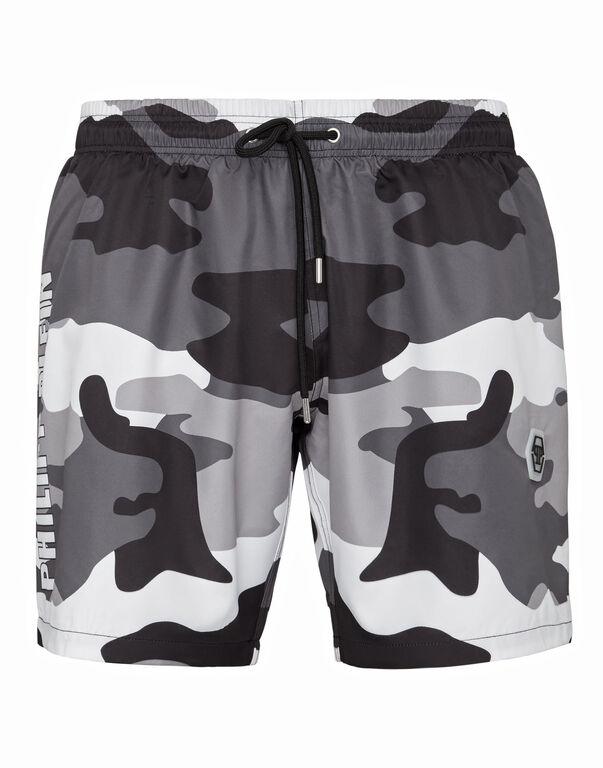 Beachwear Short Trousers Camouflage