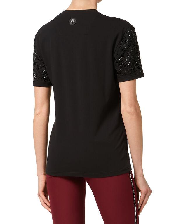 "T-shirt Round Neck SS ""Gift"""