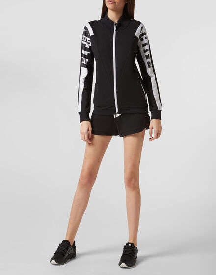 Jogging Jacket Geometric