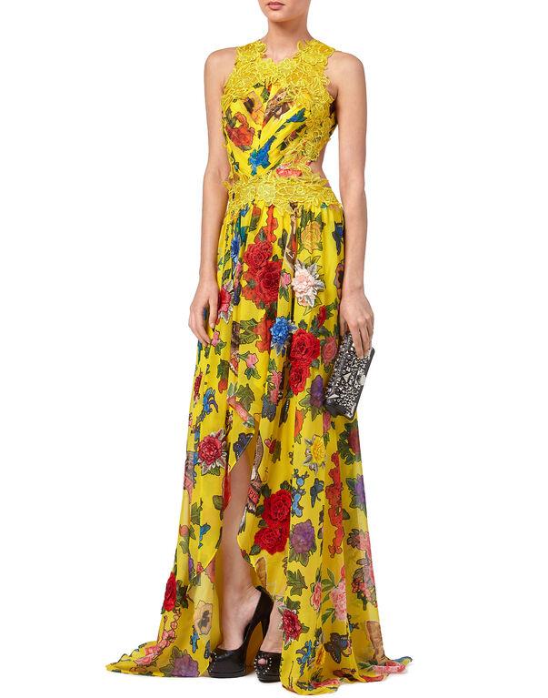 "Long Dress ""Rivera Karin"""