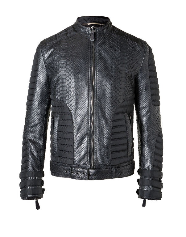 "Leather Jacket ""Smash"""