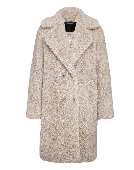 Coat Long Teddy Bear