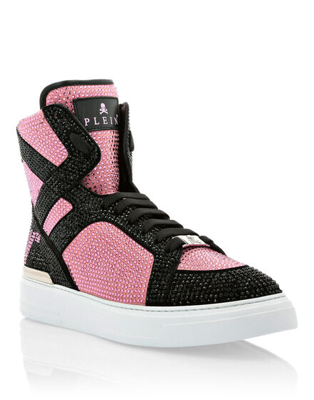 MONEY BEAST Hi-Top PINK PARADISE
