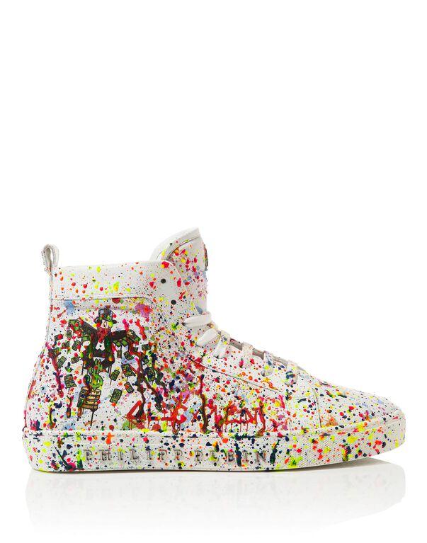 """Hi-Top Sneakers """"Alec two"""""""