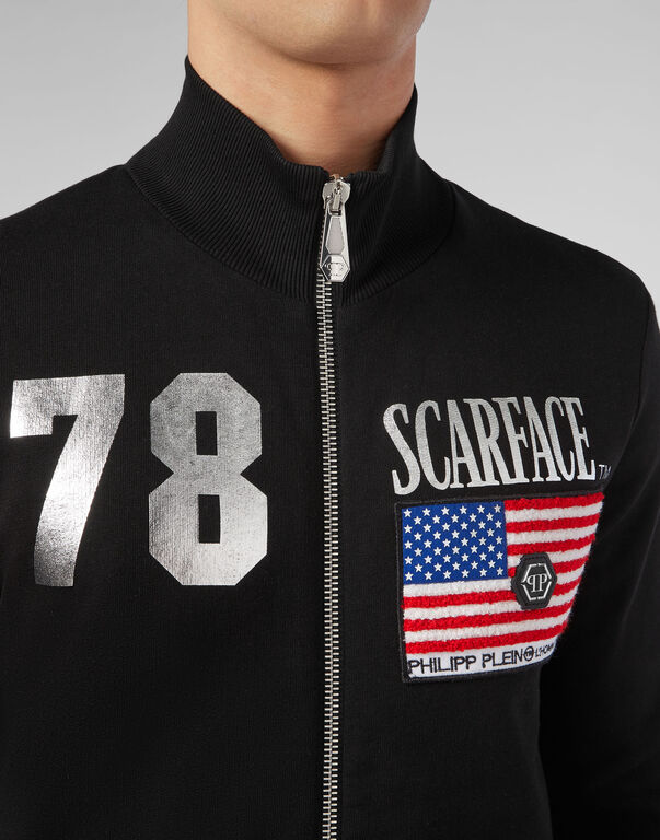 Sweatjacket Scarface