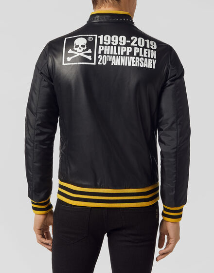 7edf120aa6 Leather Bomber Anniversary 20th Leather Bomber Anniversary 20th ...