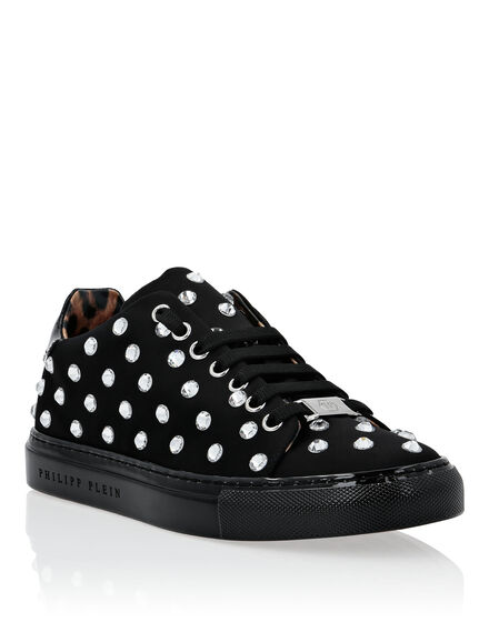 Lo-Top Sneakers stones Crystal