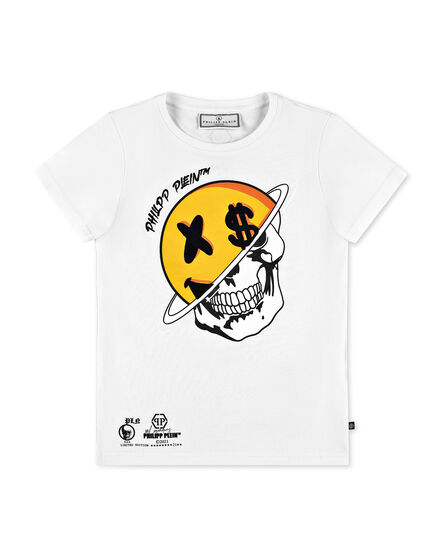 T-shirt Round Neck SS Smile