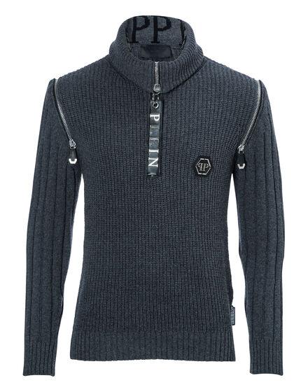 Knit Jacket Gener