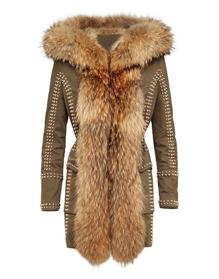 Parka  Amazing Fur