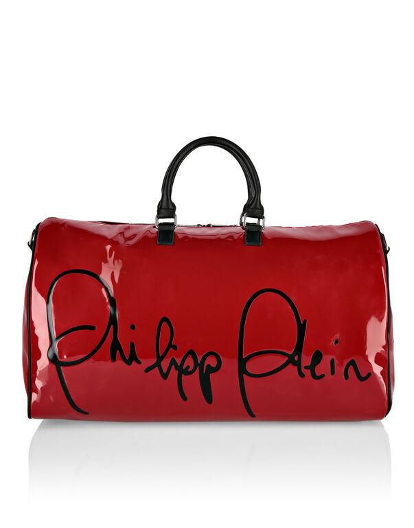 Medium Travel Bag Signature