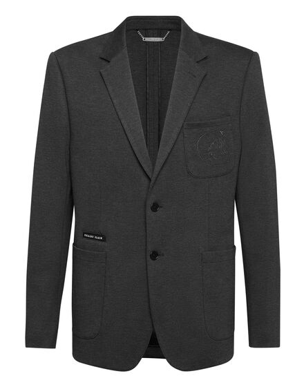 Blazer Slim Fit Skull