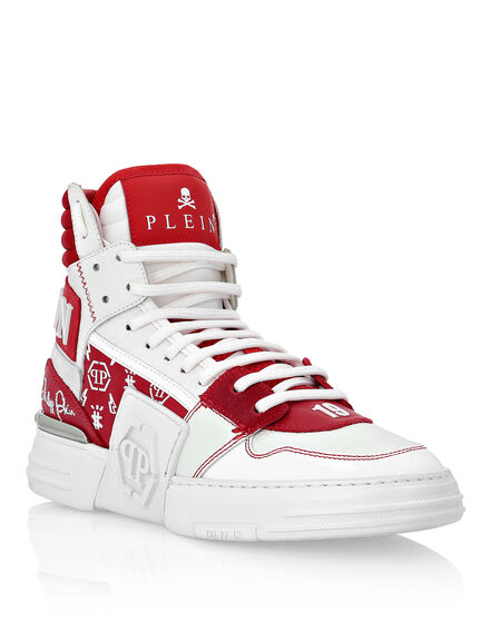 PHANTOM KICK$ Hi-Top  Monogram