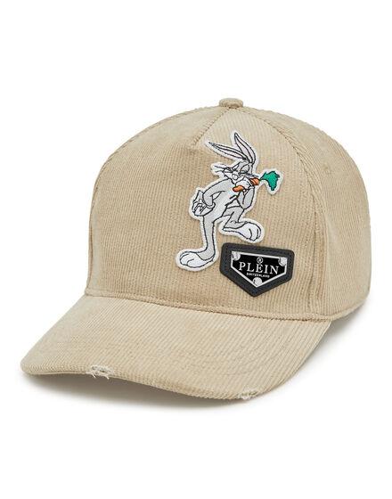 Courduroy Baseball Cap Looney Tunes