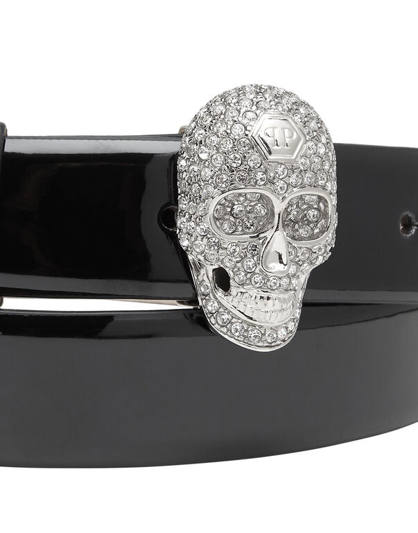 Belt Skull crystal