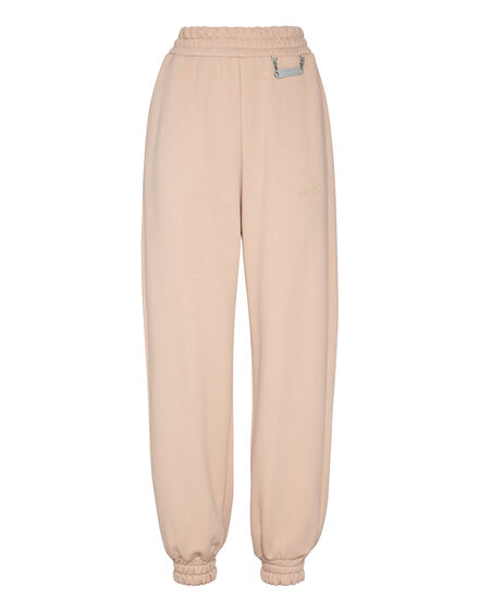 Leisurewear Trousers Embroidery Signature