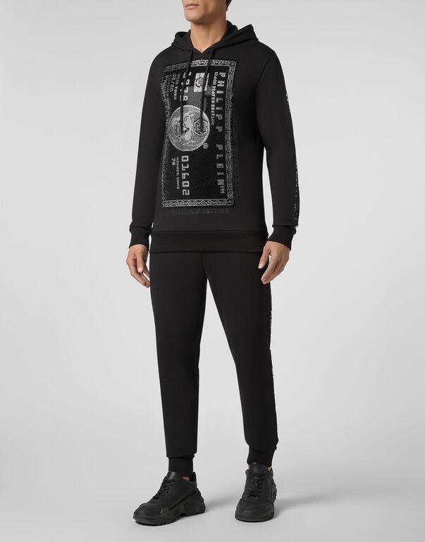 Hoodie sweatshirt Credit card