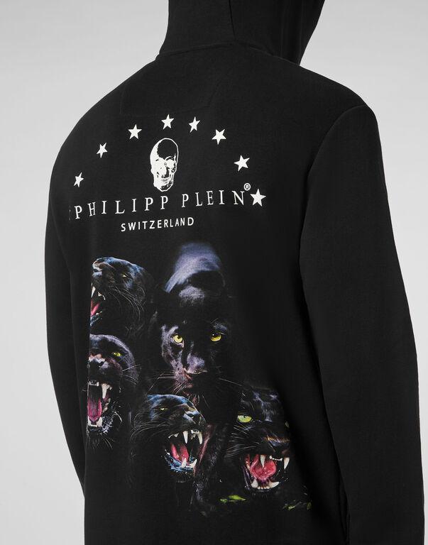 Hoodie sweatshirt Panther