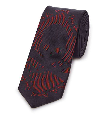Tight Tie Skull basic